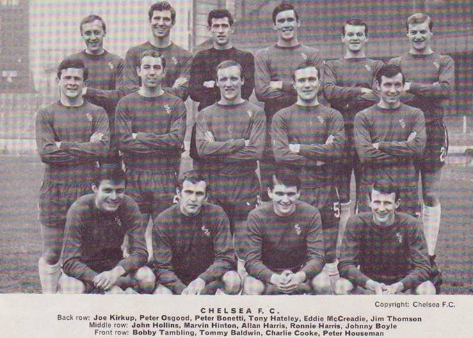 Image result for tommy baldwin chelsea