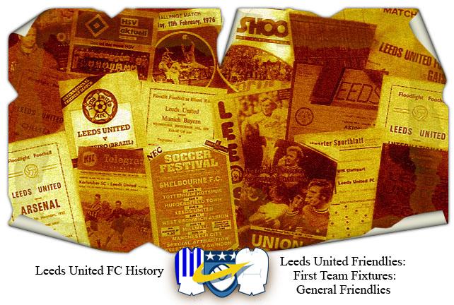 leeds united fixtures