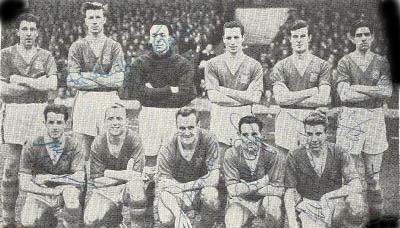 Los porteros más bajos de la historia del futbol -- Shortest goalkeepers in football 1958-59a
