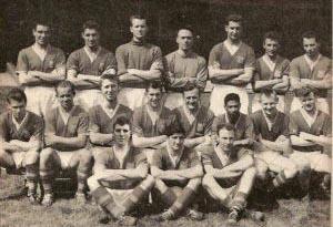 Los porteros más bajos de la historia del futbol -- Shortest goalkeepers in football 1960-61a