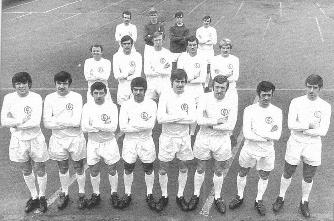 Leeds United F C  History
